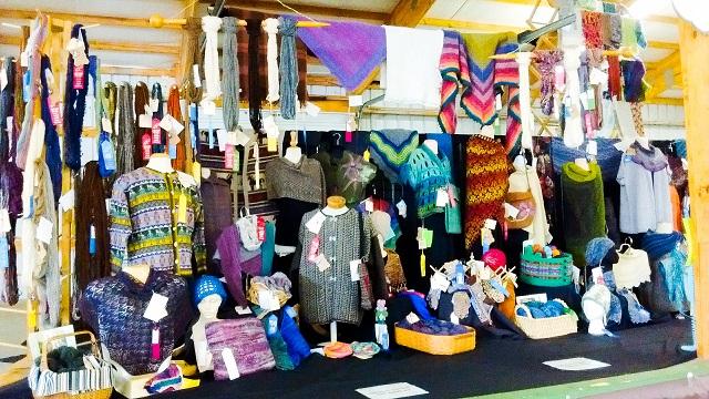 Competitions & Fleece Sale - Genesse Valley Handspinners Guild
