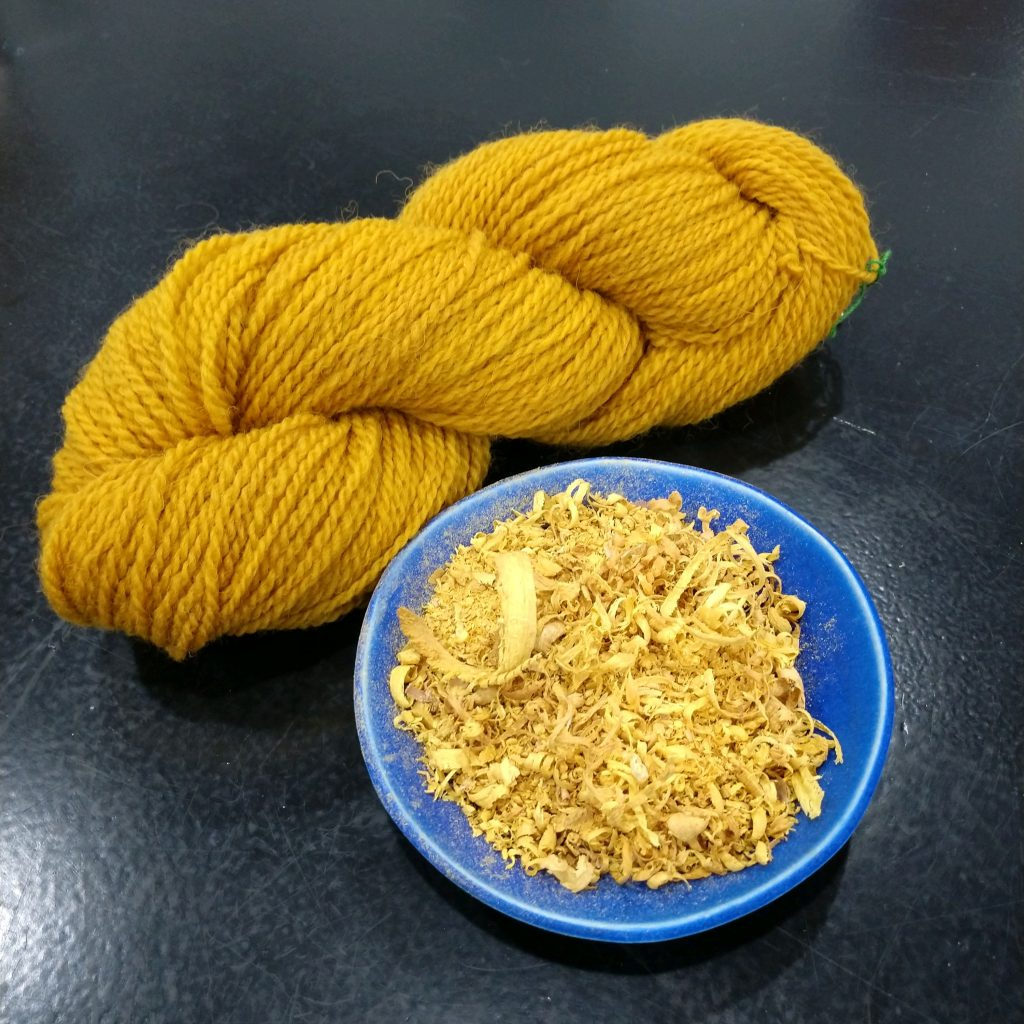 Intro to Natural Dyeing - Genesse Valley Handspinners Guild
